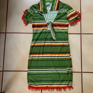 South of the Boarder Halloween Costume